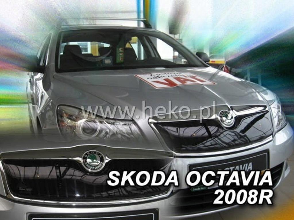 OSŁONA ZIMOWA HEKO SKODA OCTAVIA II 2007-13 FACELI