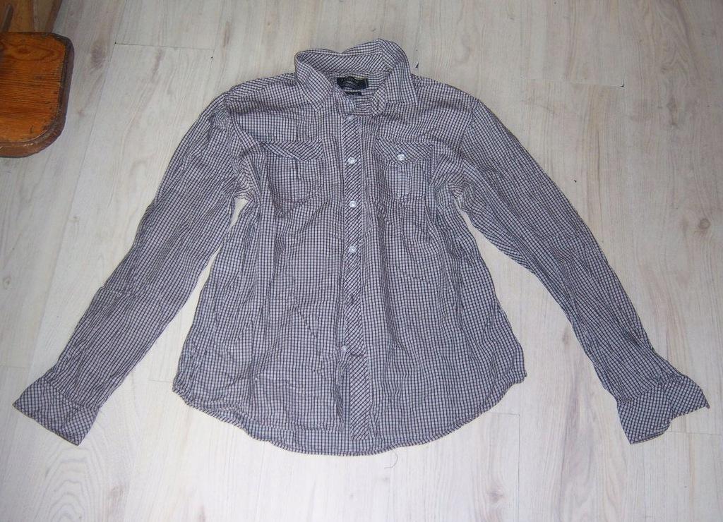 Zestaw męskiej odzieży XXXL koszula, sweter 3 szt