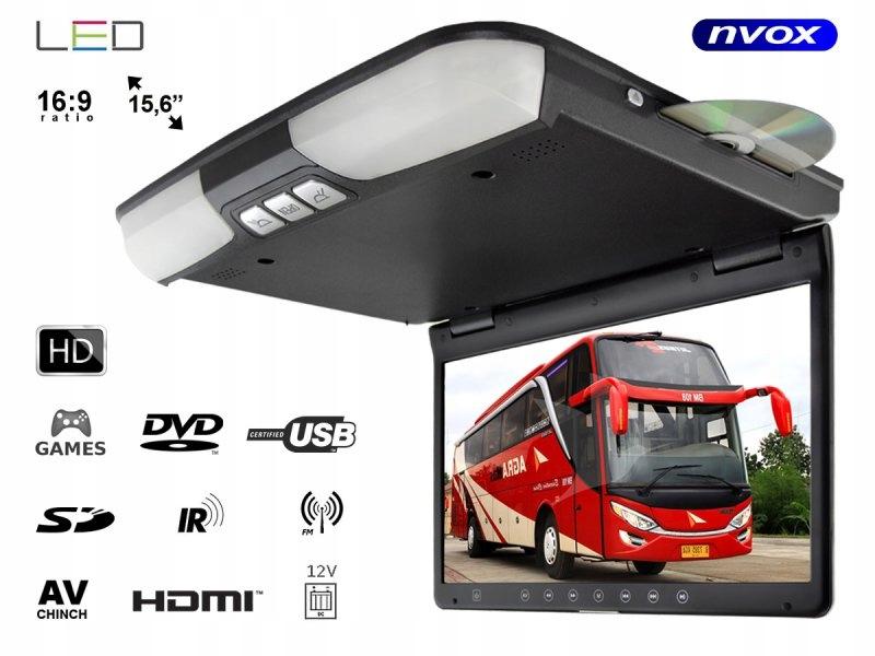 Monitor podwieszany podsufitowy LCD 15cali cali