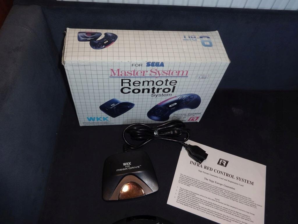 SEGA Wireless Gamepad ( Piękny w pudełku )