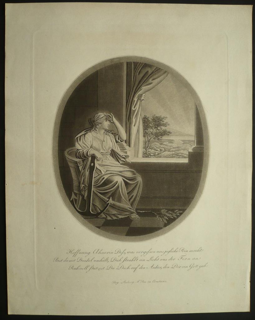 Nadzieja, oryg. 1798