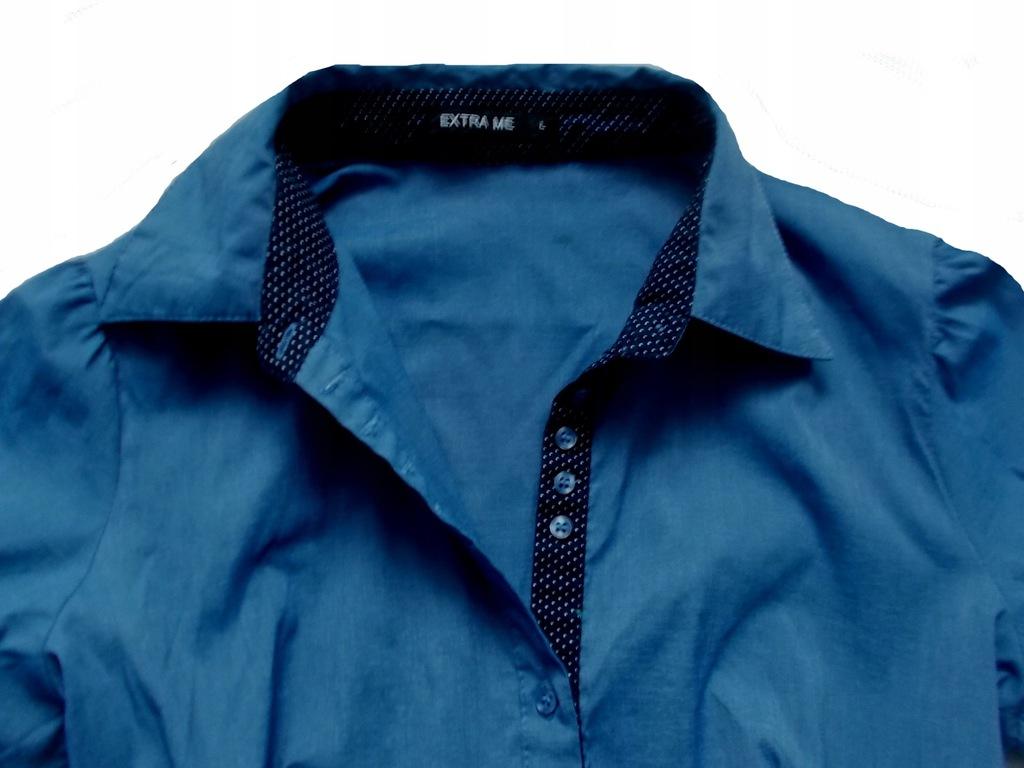Extra Me super koszula groszki.Smałe M 8177586545  nb8kg