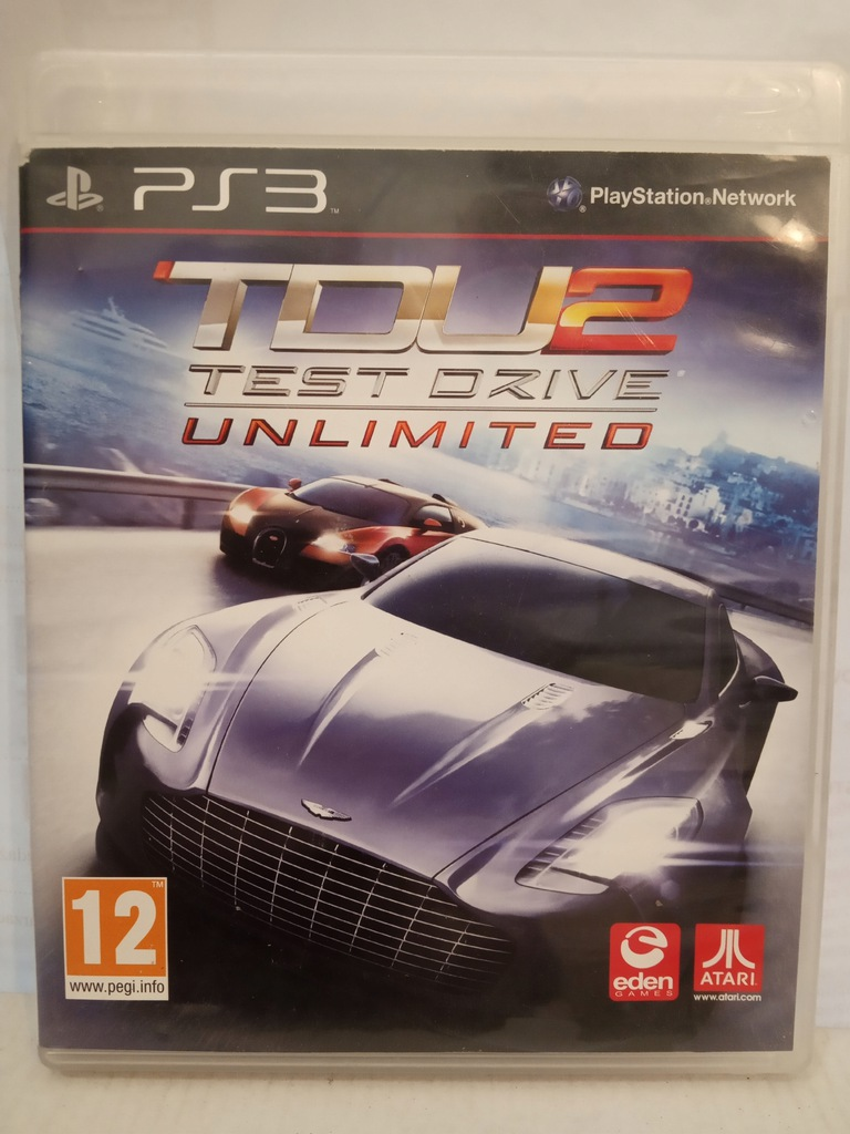 Test Drive Unlimited 2 Ps3 8721783810 Oficjalne Archiwum Allegro