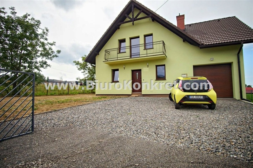 Dom, Bielsko-Biała, Lipnik, 132 m²