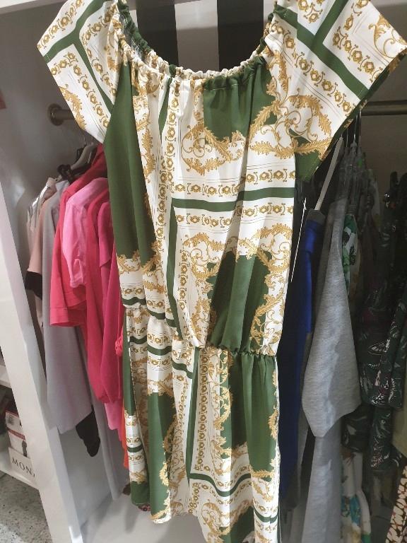 Mega sukienka Terrastyl Cocomore By O la la 8399231412