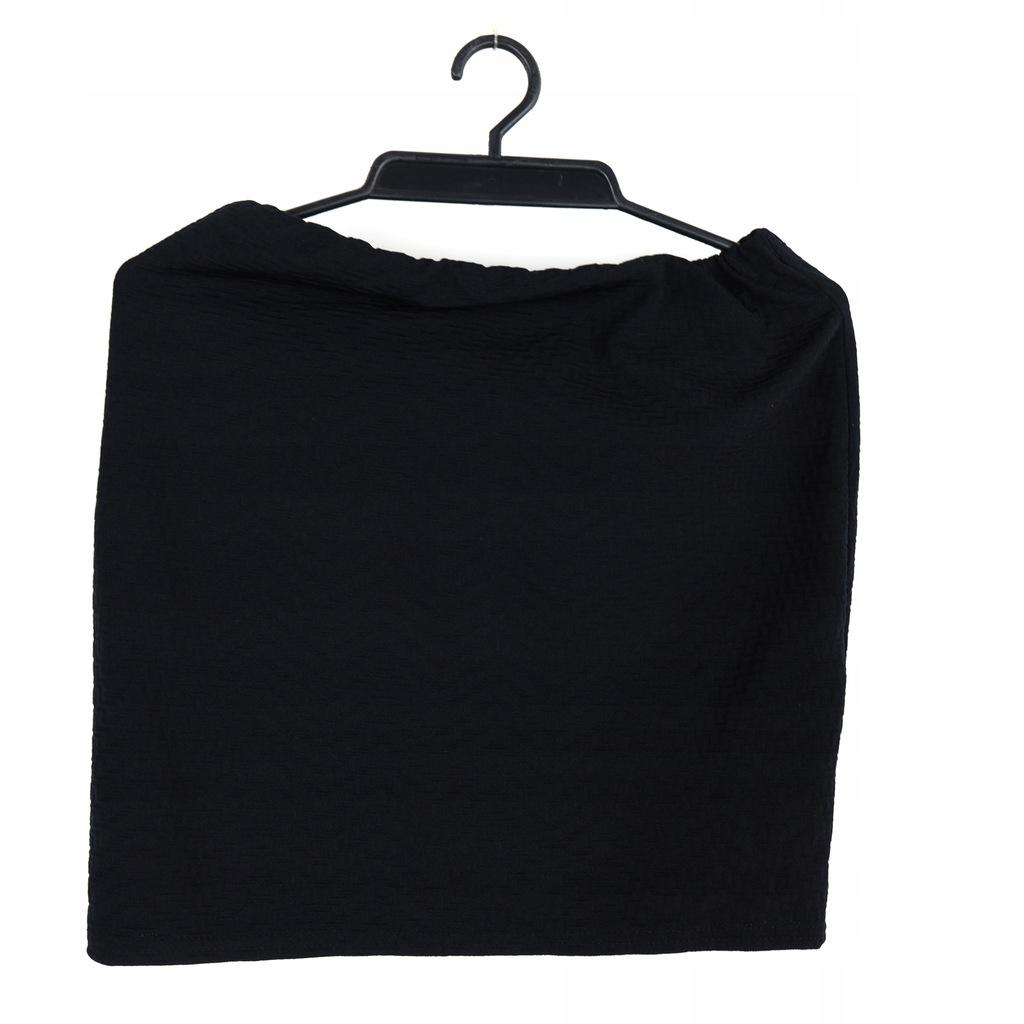 Spódnica damska czarna NEW LOOK r.40