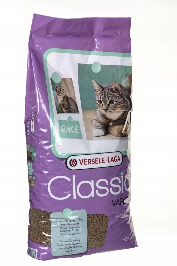 Karma VERSELE-LAGA Classic Cat (10 kg )