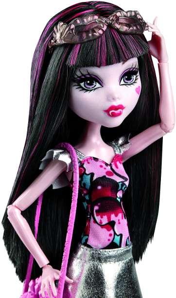 Monster High Draculaura Upiorne Boo York Chw57 7387235167 Oficjalne Archiwum Allegro