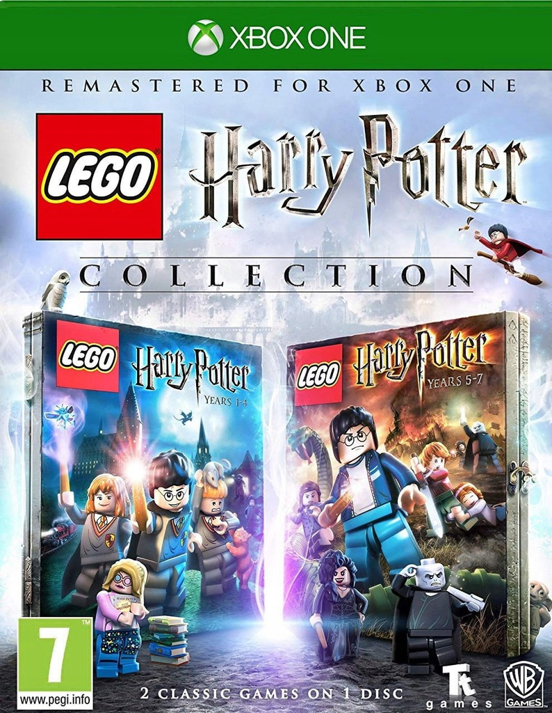 Lego Harry Potter Xbox One 9439023141 Oficjalne Archiwum Allegro