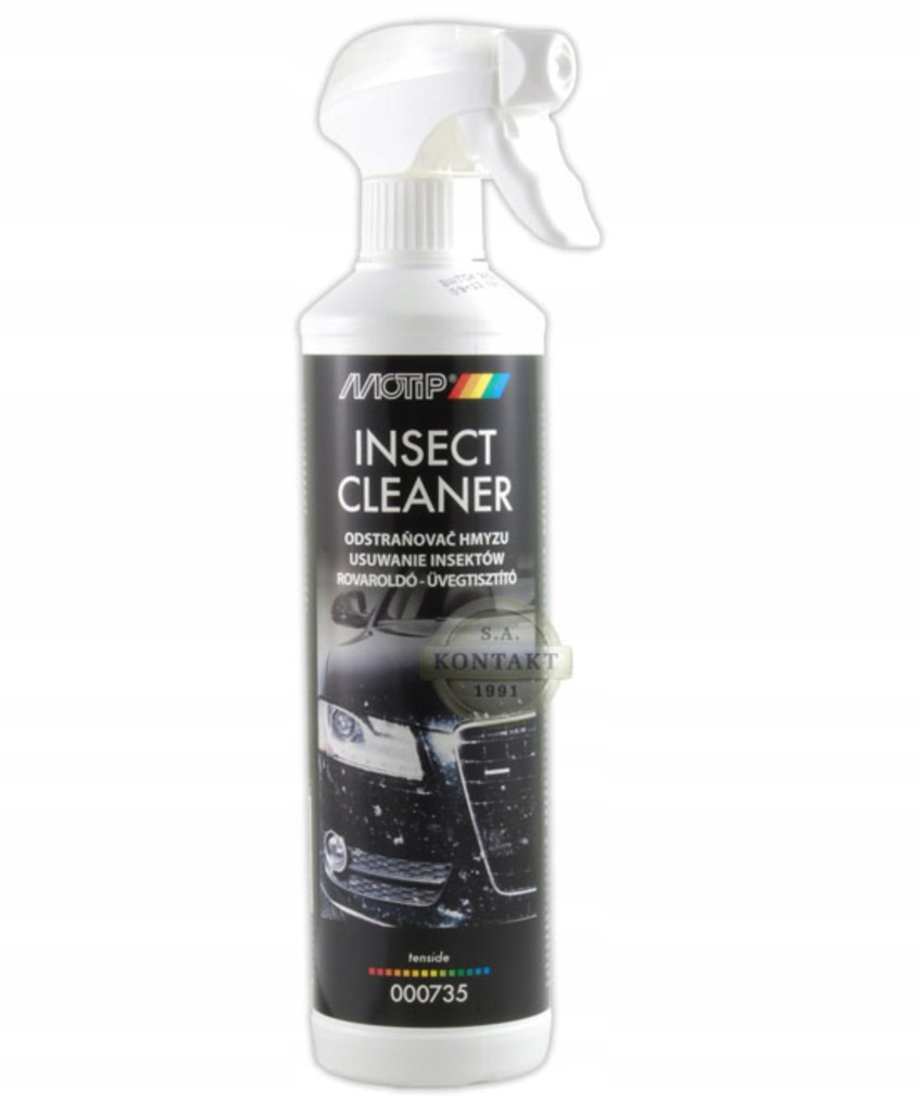 Środek usuwający insekty MOTIP 500ml