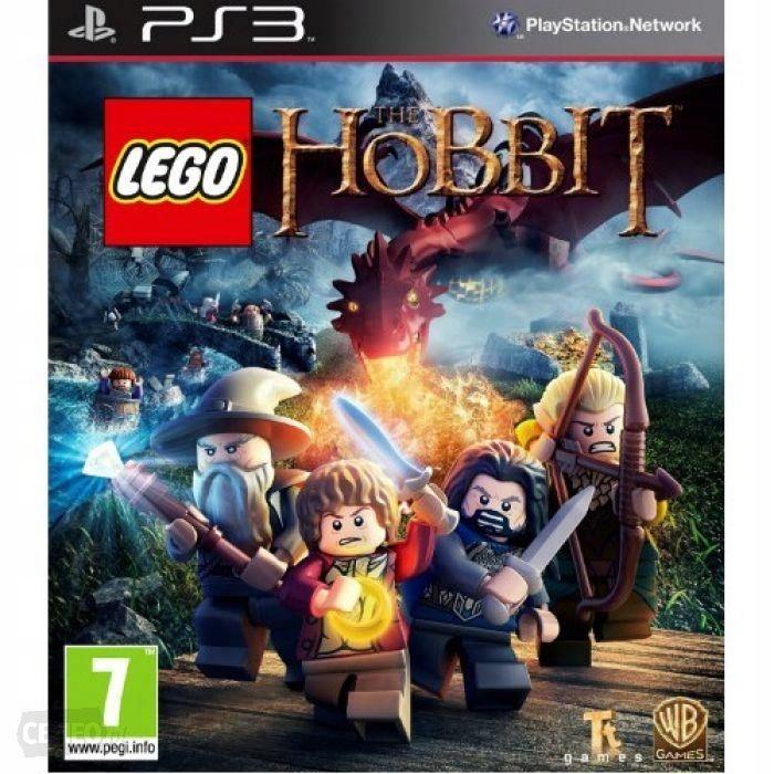 Lego The Hobbit Ps3 Pl Nowa Po Polsku 7801599152 Oficjalne Archiwum Allegro