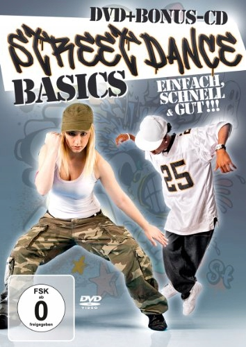 DVD Special Interest Streetdance.. -Dvd+Cd-