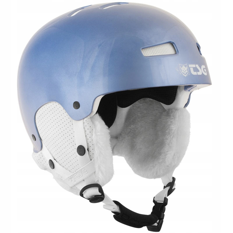 Kask LOTUS SOLID COLOR GLOSS SKY Tsg-XXS/XS WAWA