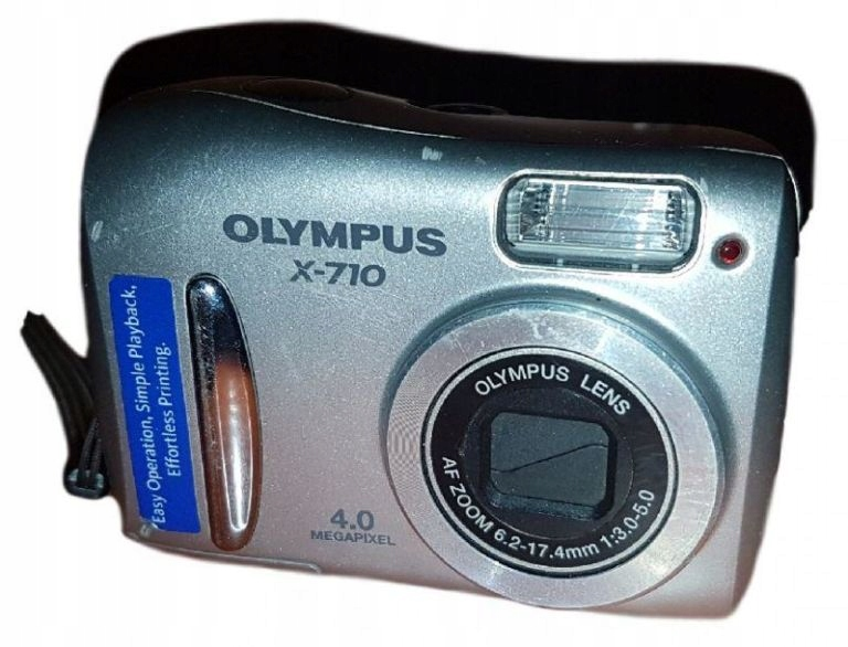APARAT OLYMPUS X-710 4,00 MPX