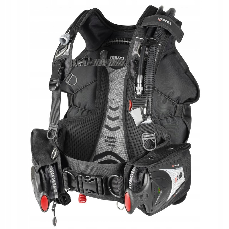 Jacket Mares Bolt SLS (Rozmiar: XS)
