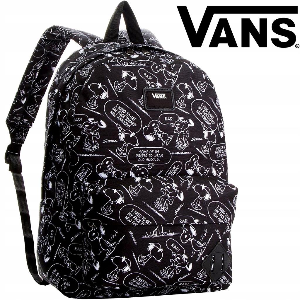Plecak Vans Realm Classic Valerian Black 8634785025 Oficjalne Archiwum Allegro
