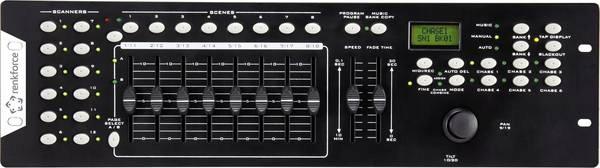Kontroler DMX Renkforce Joystick 1359969