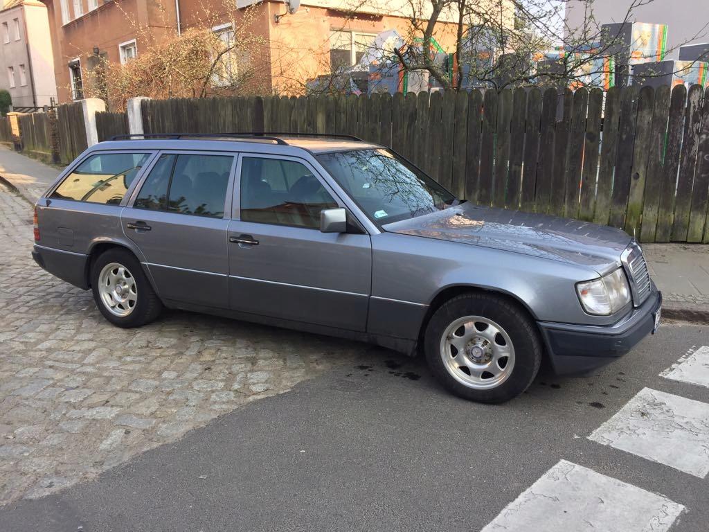 Mercedes 124 E 200 Lpg 7 Osobowy 7971596438 Oficjalne Archiwum Allegro