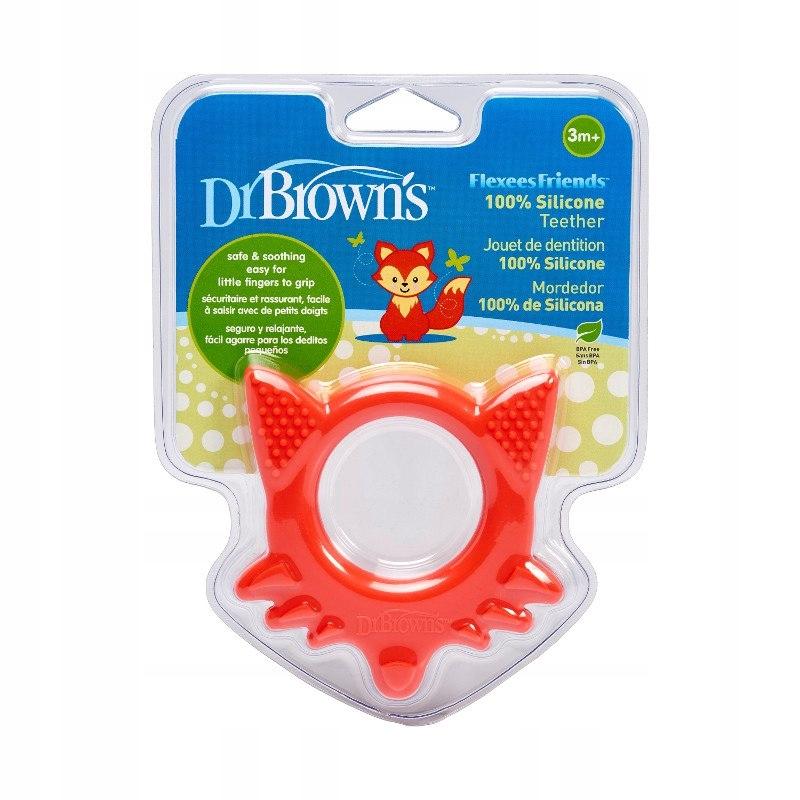Dr.Browns TE003 Flexees Gryzak 3+ Lis