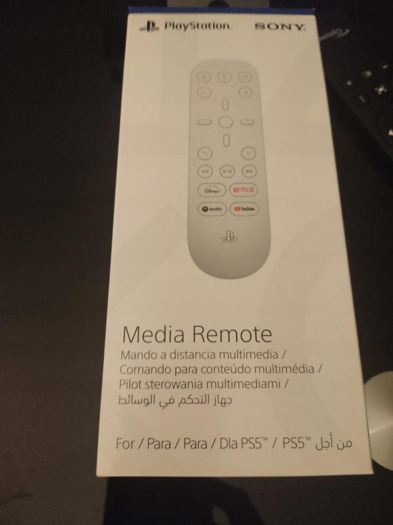 PlayStation 5 Sony Media Remote Pilot PS5 nówka