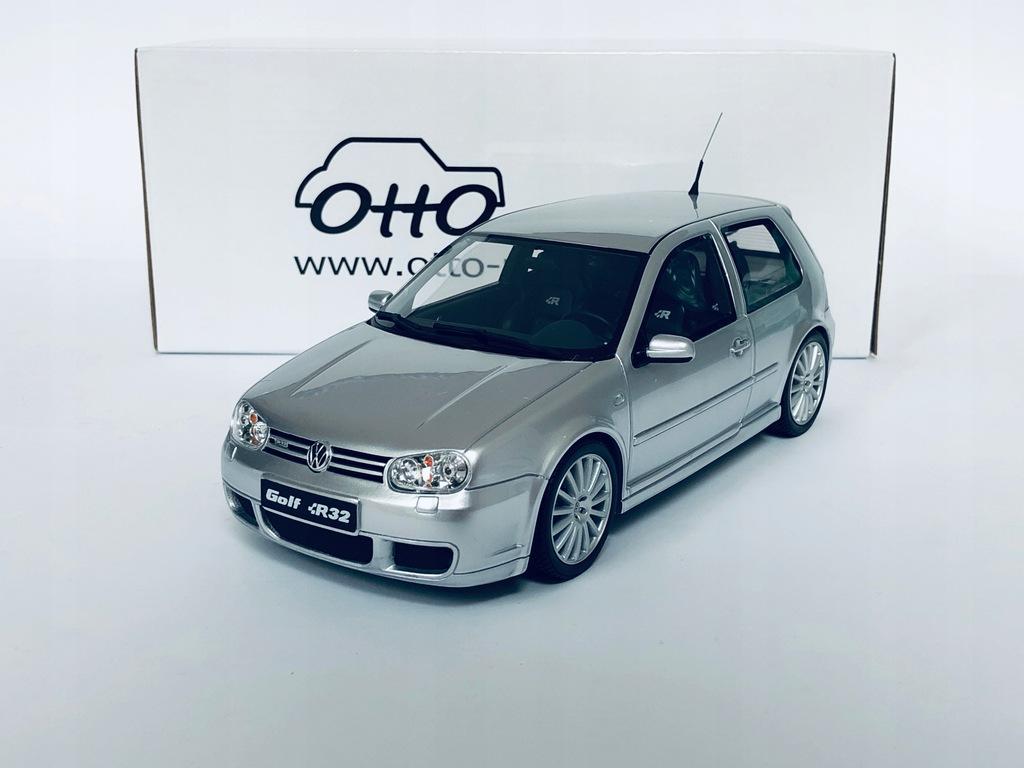 Vw Volkswagen Golf Iv R32 Otto 1 18 Rarytas 7953093115 Oficjalne Archiwum Allegro