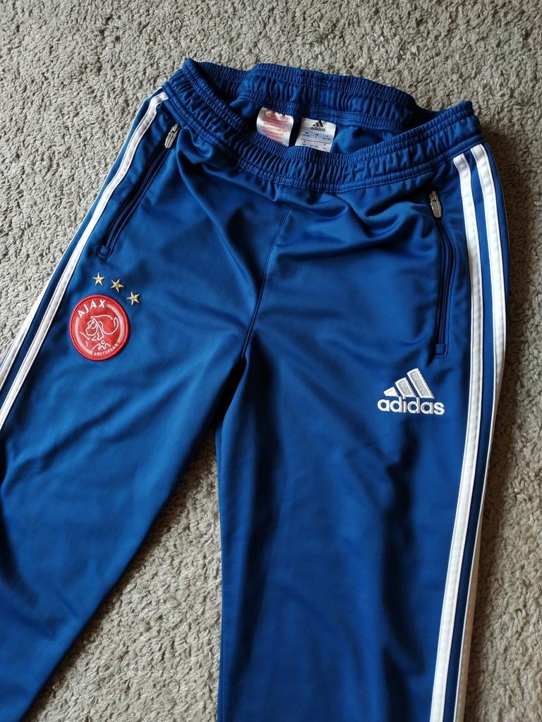 Spodnie dresowe Adidas Ajax Amsterdam, r. S / M