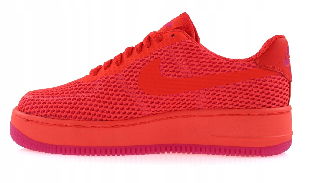 NIKE WMNS AF1 LOW UPSTEP BR ROZ:40 air force 1 mid