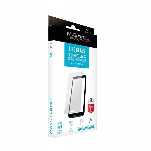 Szkło, szybka do iPhone Xr, MyScreen Lite Glass