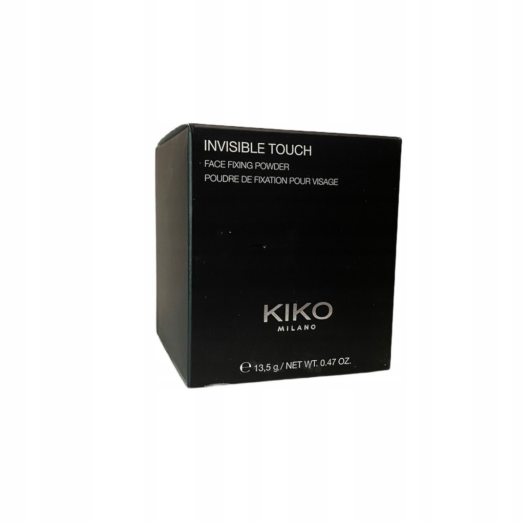 KIKO Invisible Touch Fixing puder do twarzy 13.5g