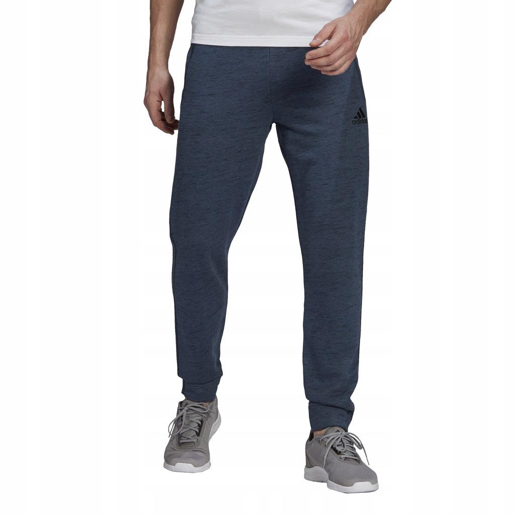 Spodnie adidas Essentials Mélange GK8972 L