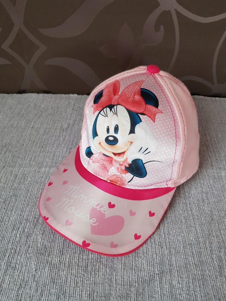 czapka z daszkiem disney minnie