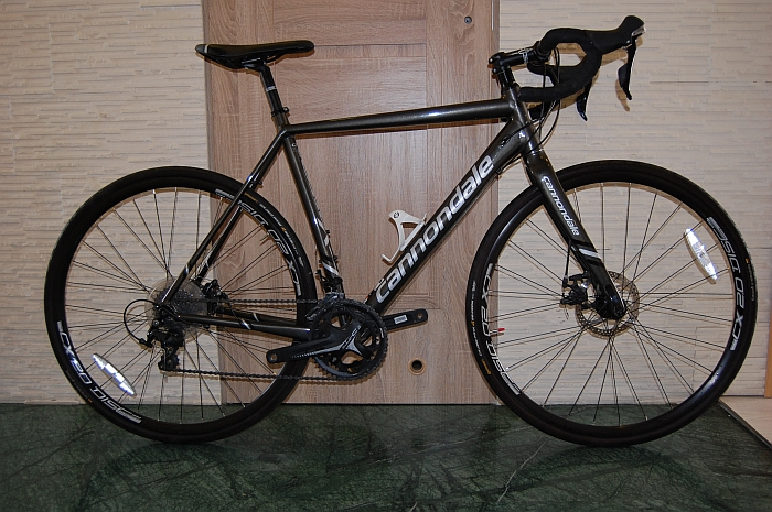 Rower CANNONDALE CAAD X