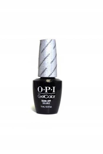 AKAR GelColor OPI I DRIVE A SUPERNOVA 15ml