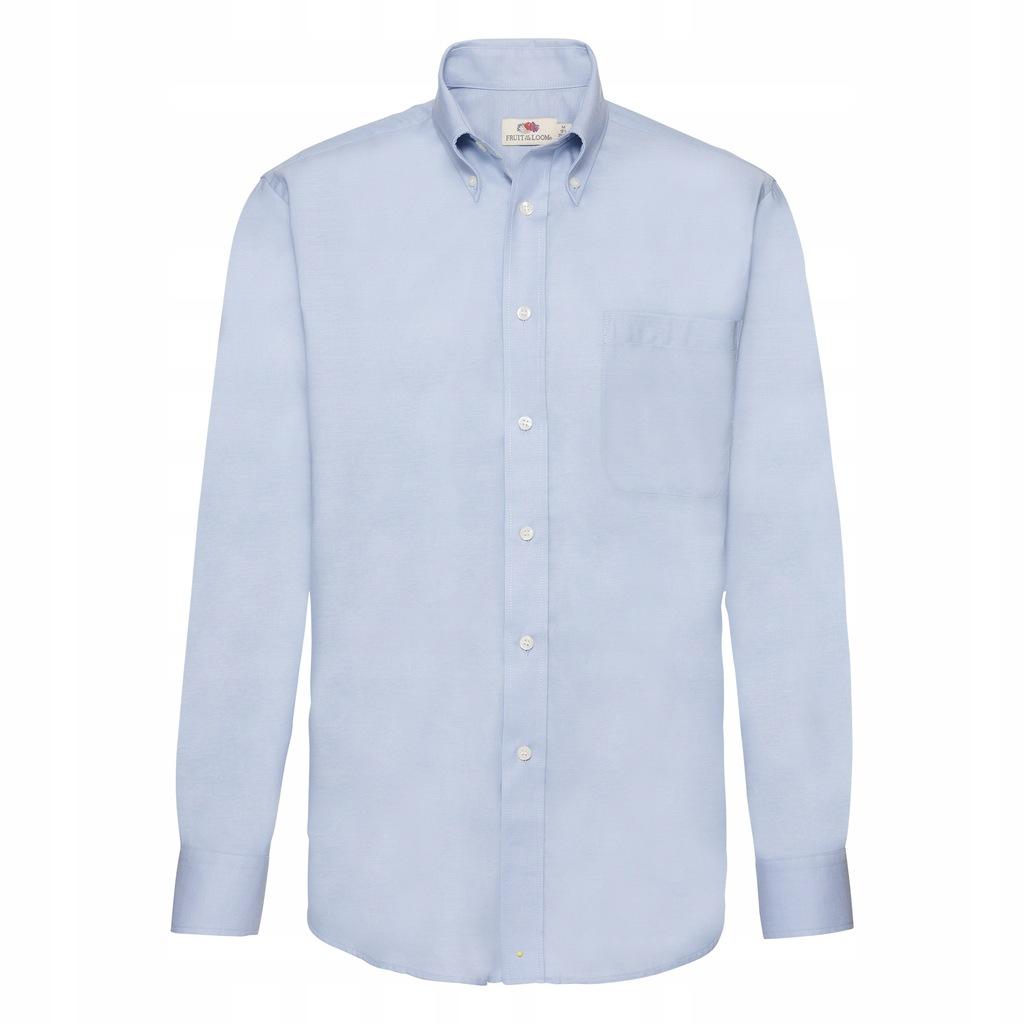 Koszule oksfordzkie męskie | Koszula oxford najwyższej