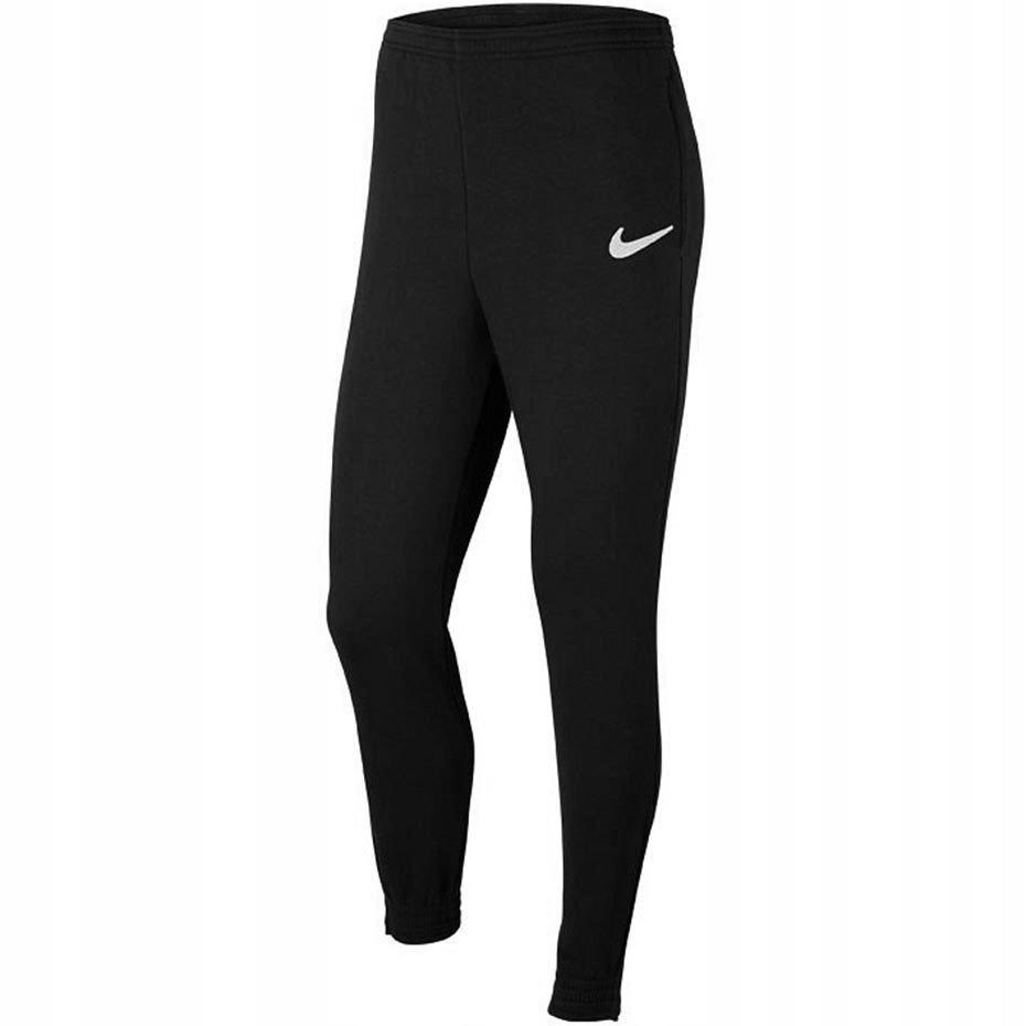 Spodnie dresowe dla dzieci Nike Park czarne M