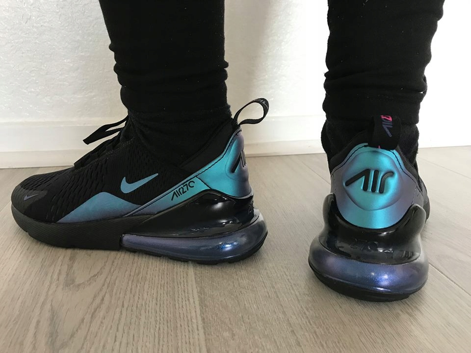 NIKE AIR MAX 270 THROWBACK FUTURE AH8050-020 43