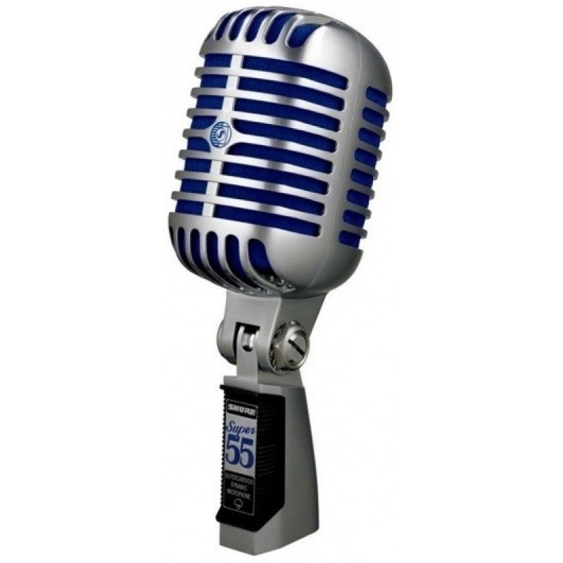 Shure 55 Super Mikrofon Dynamiczny Retro 7286038463 Oficjalne Archiwum Allegro