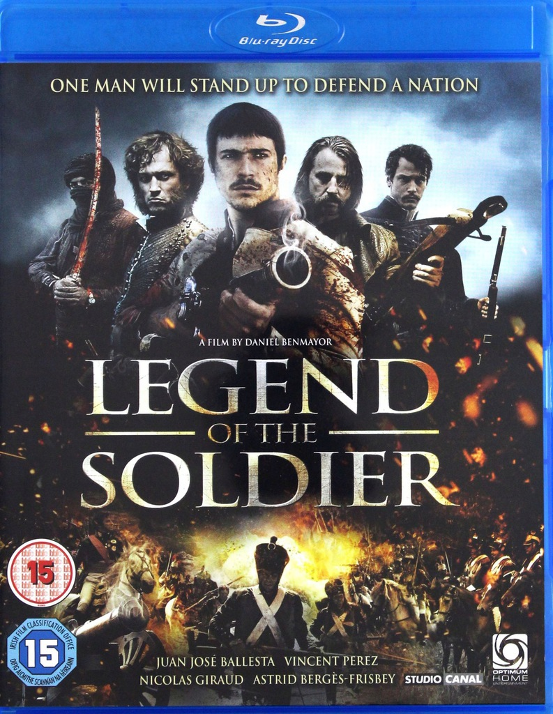 LEGEND OF THE SOLDIER (BRUC - LEGENDARNY POŚCIG) (