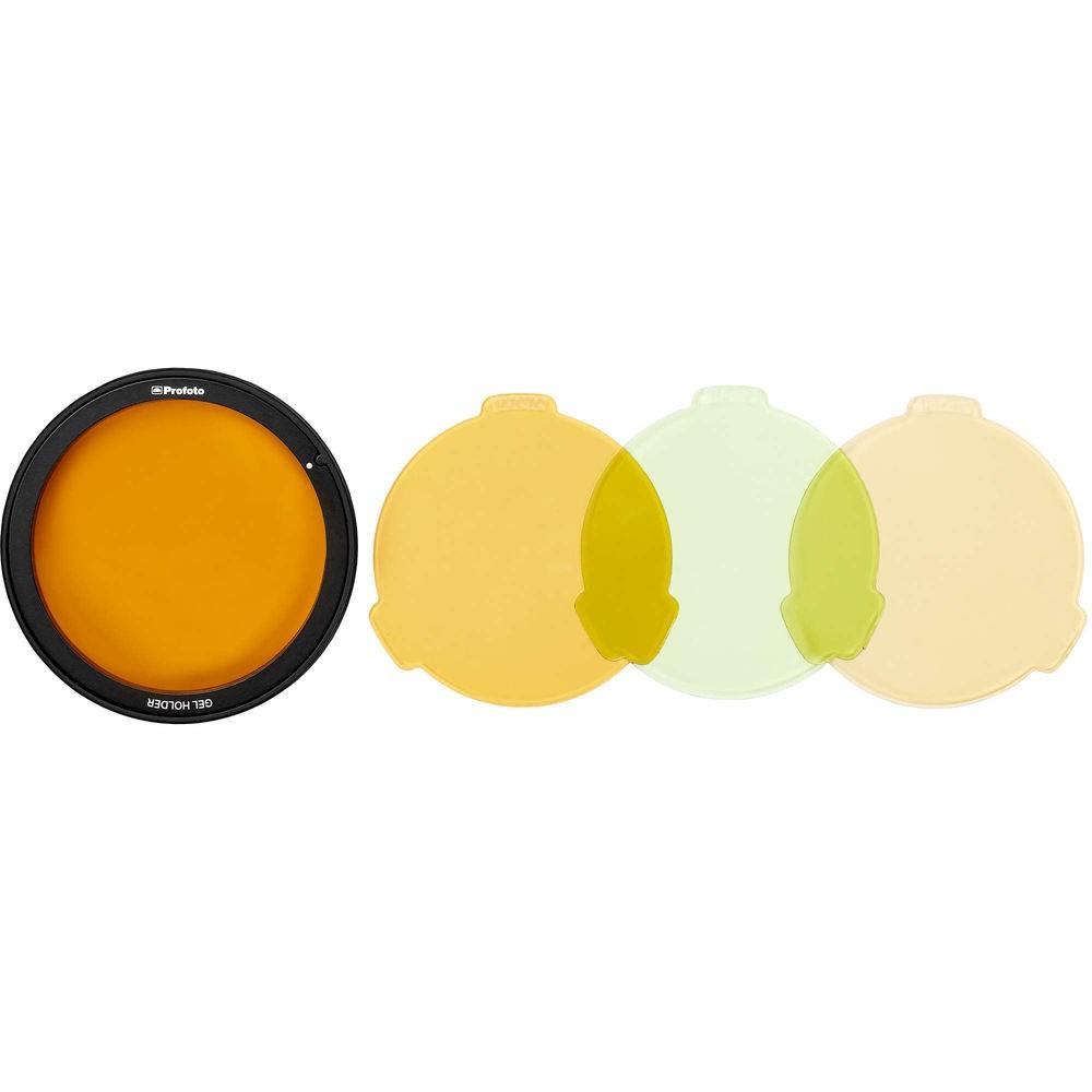 PROFOTO Zestaw filtrów barwnych Gel Kit do lamp A1
