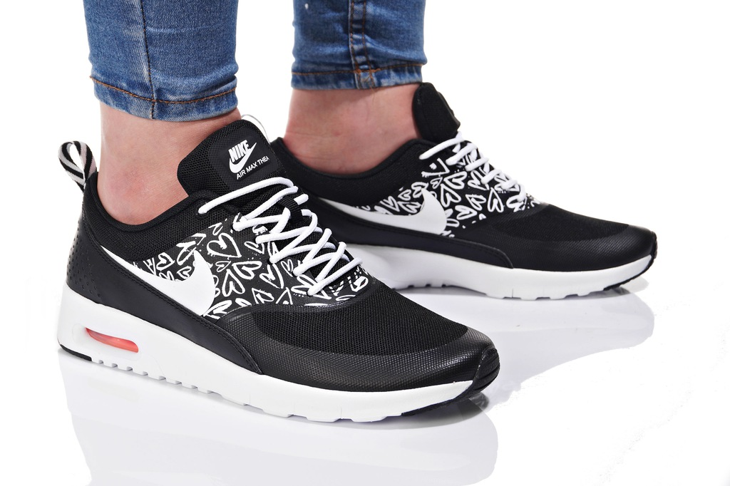 Buty Nike Damskie Air Max Thea Print Gs 834320 002 Ceny i