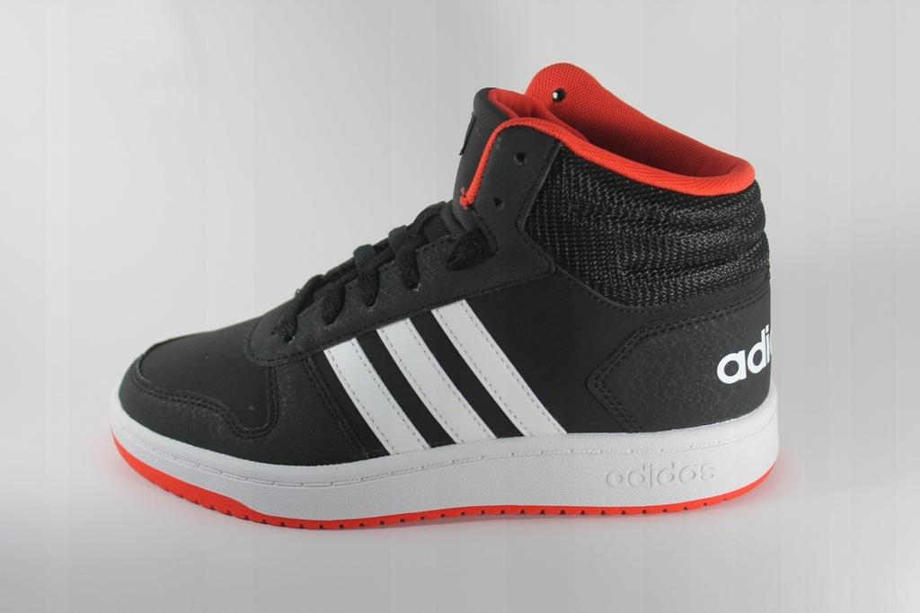 Adidas Hoops Mid 2.0 K B75743 rozmiar 38