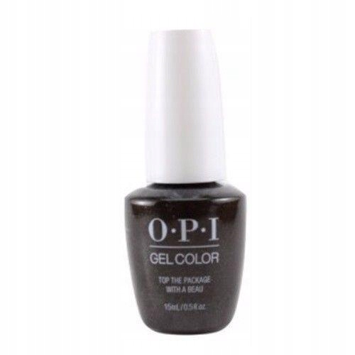 AKAR GelColor OPI TOP THE PACKAGE WITH A BEAU 15ml