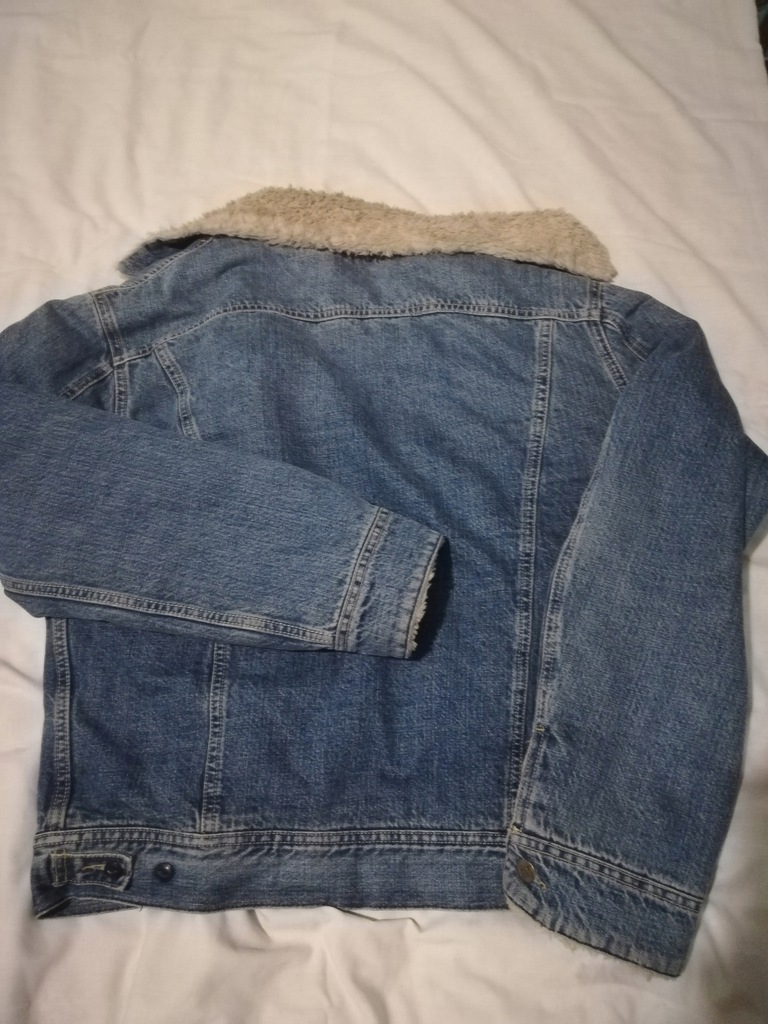 Kurtka jeans Lee