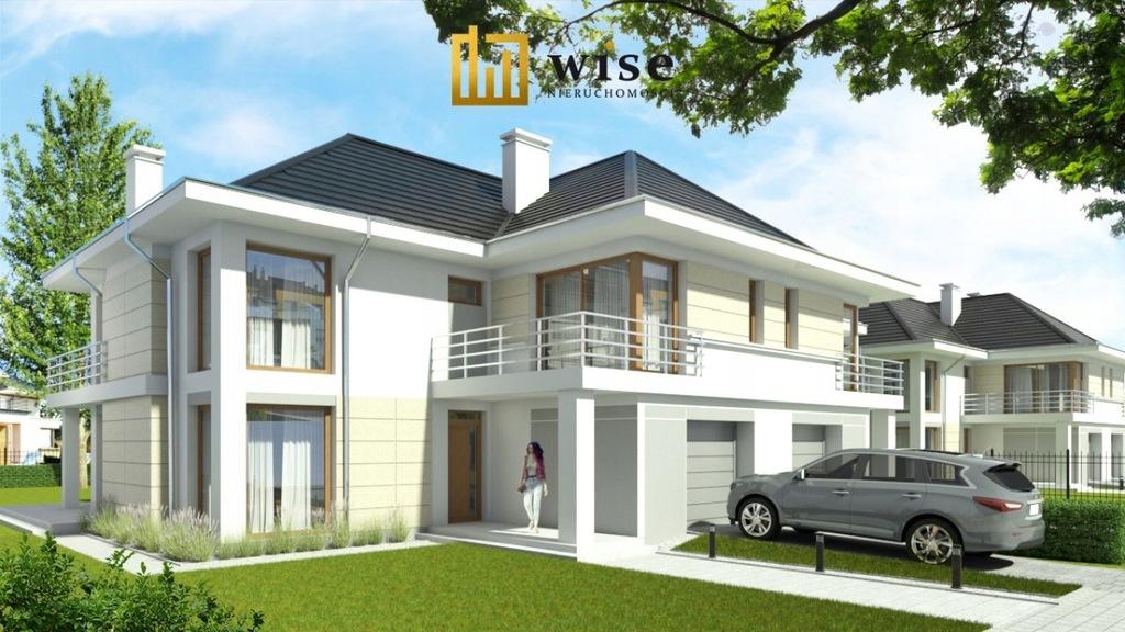 Dom, Warszawa, Wilanów, 170 m²