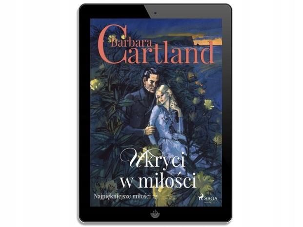 Ukryci w miłości. Barbara Cartland