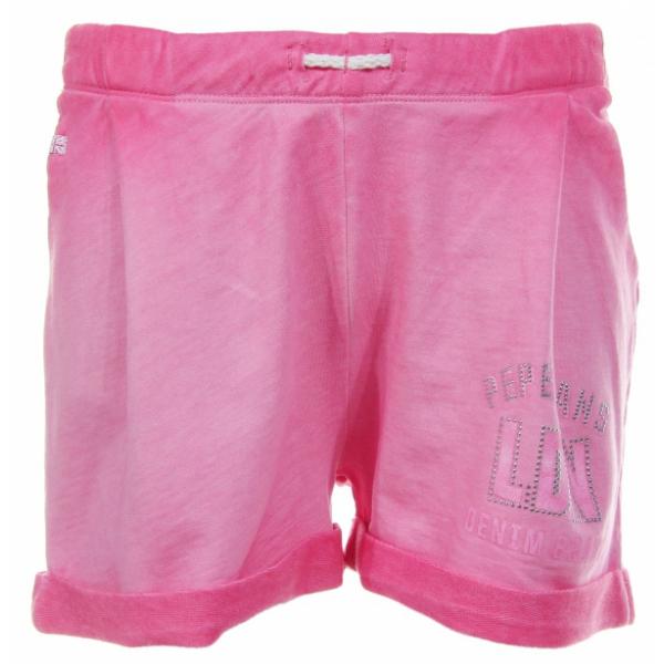-60% różowe dresowe SZORTY PEPE JEANS sportowe 152