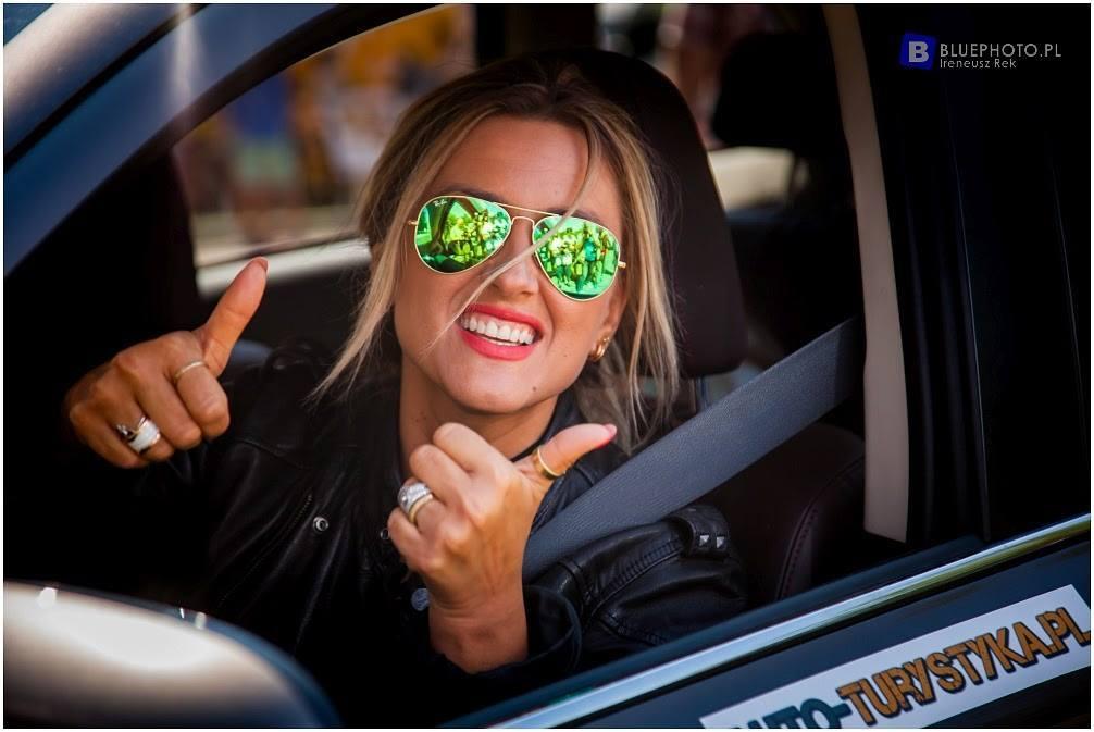 VIPCROSS-wygraj jazdę z gwiazdą! Karolina Szostak