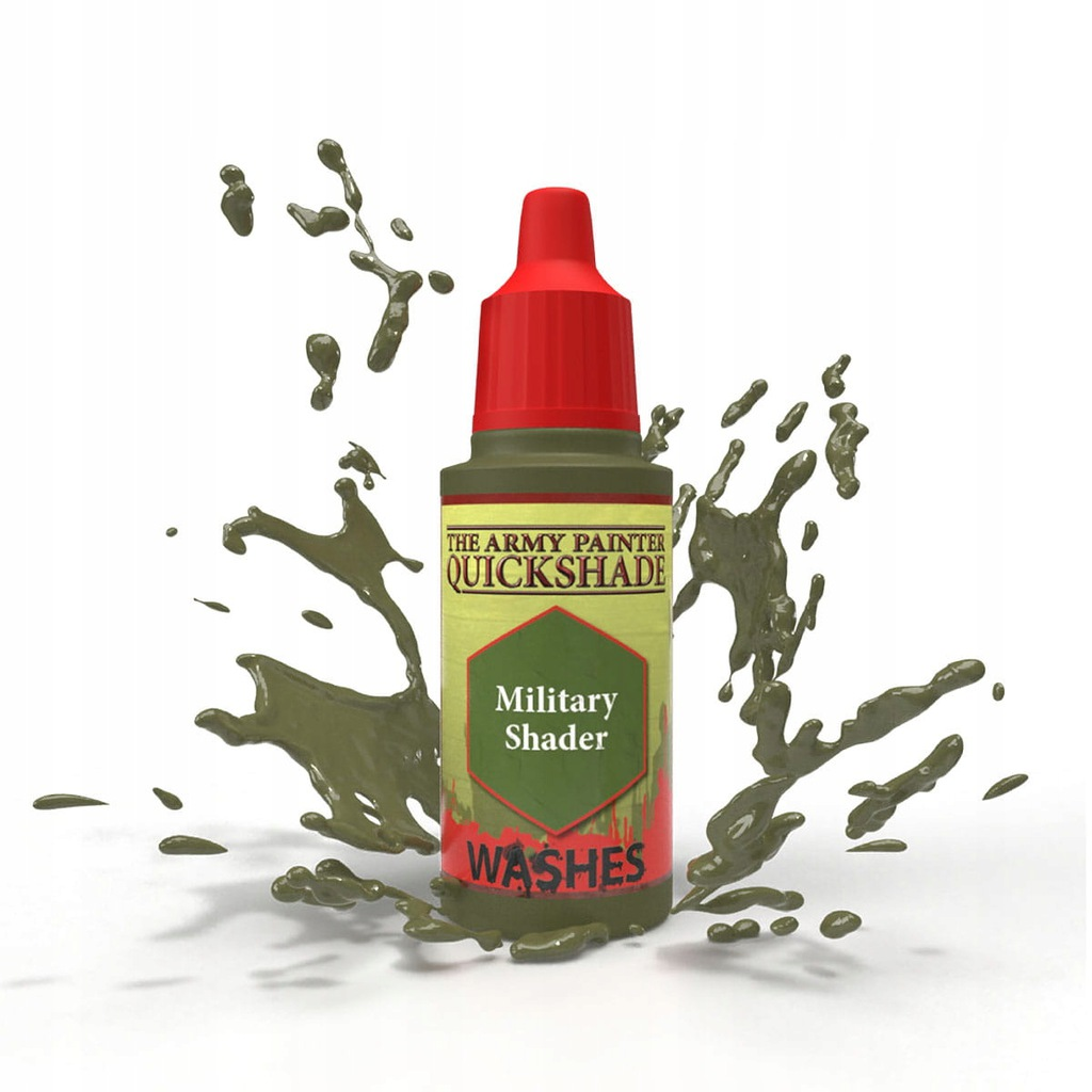 ARMY PAINTER PAINT - Wash Military Shader