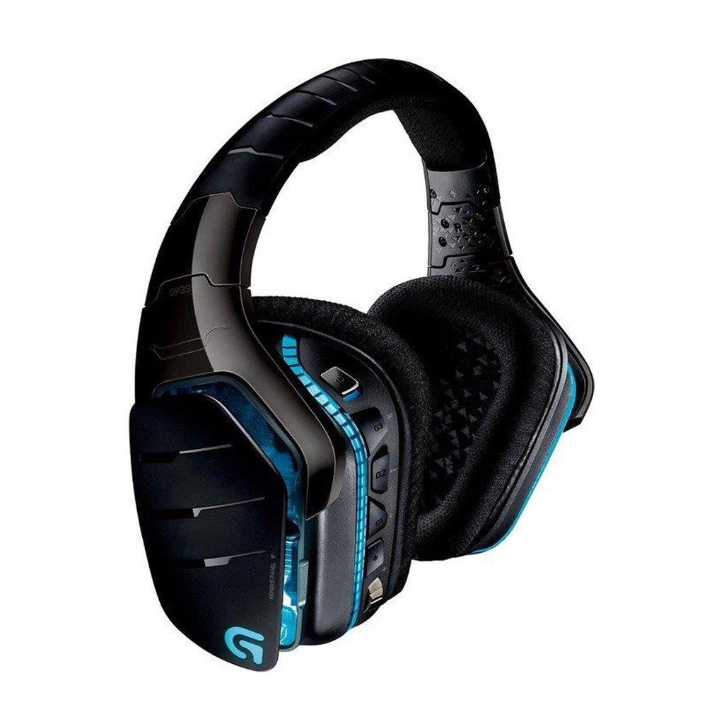 OUTLET Słuchawki Logitech G933 Artemis Spectrum