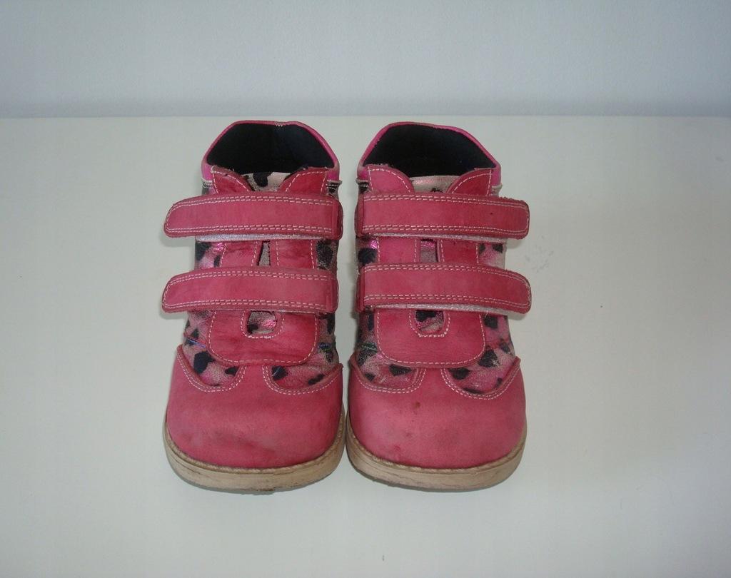 COMFORMINI buty panterka jesień 26 profilaktyczne